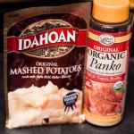 Panko Potato Breading