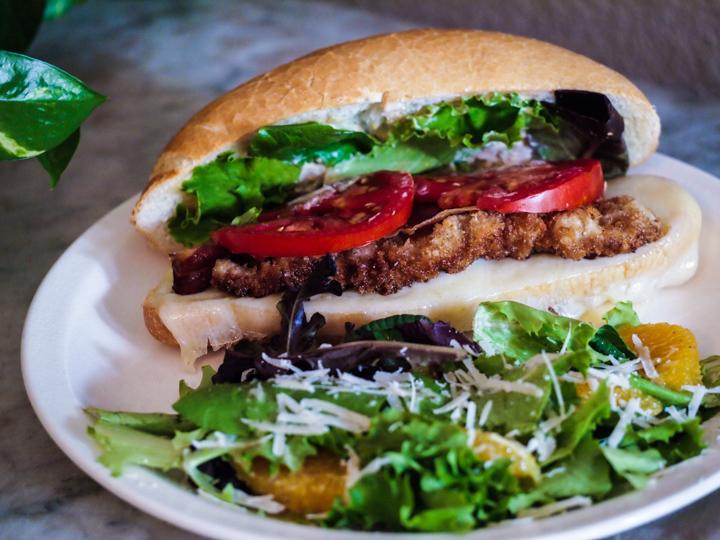 Mussolini Sandwich