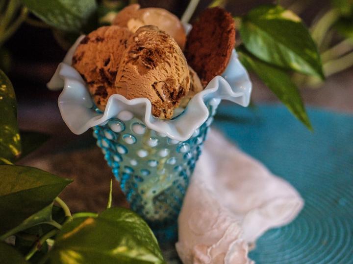 Salted Steens Ice Cream