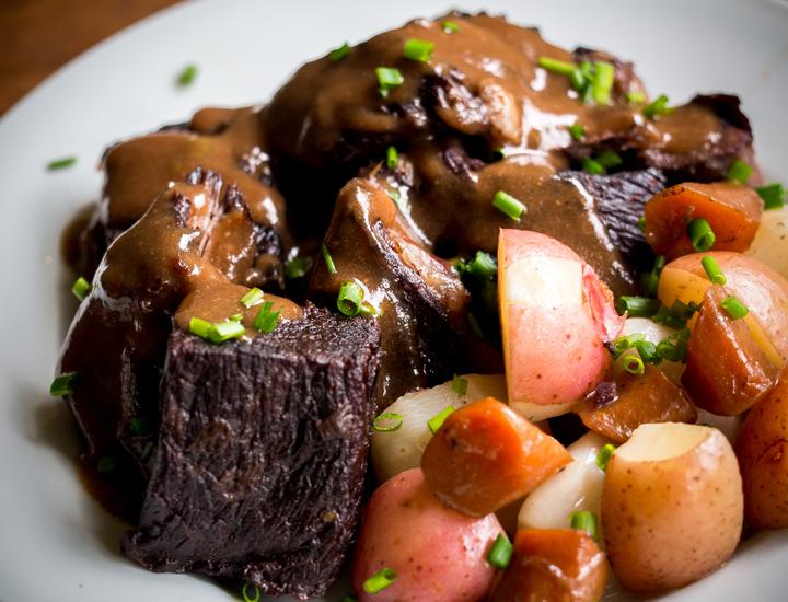 Creole Pot Roast