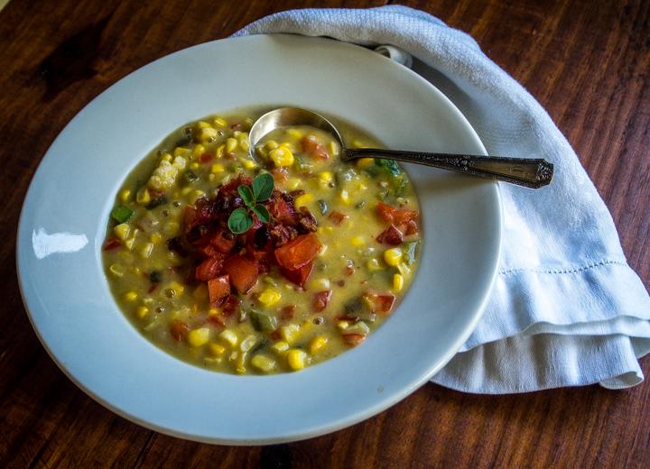 Soup Macque Choux