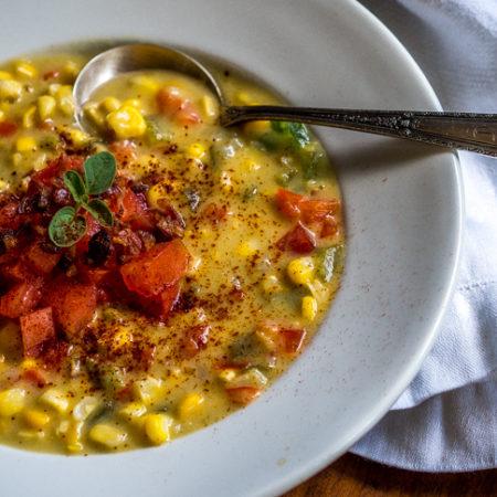 Soup Maque Choux