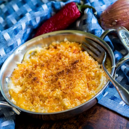 New Orleans Style Macaroni & Cheese