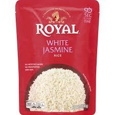 Royal Rice, White Jasmine (8.5 oz) - Instacart
