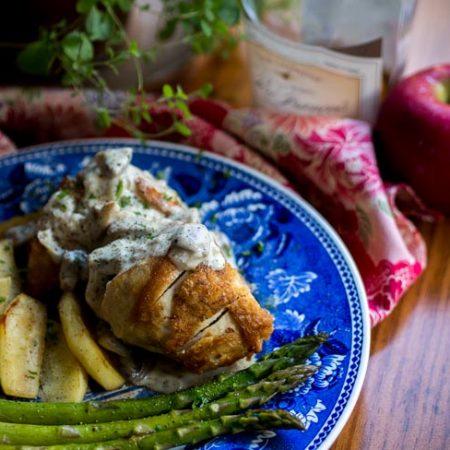 Calvados Chicken