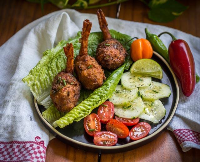 Shreveport Crabmeat Stuffed Shrimp